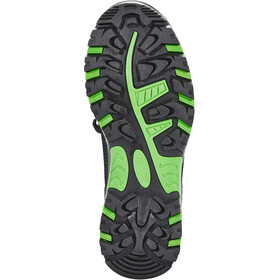 CMP Campagnolo Rigel Mid WP Chaussures de trekking Enfant, black blue-gecko